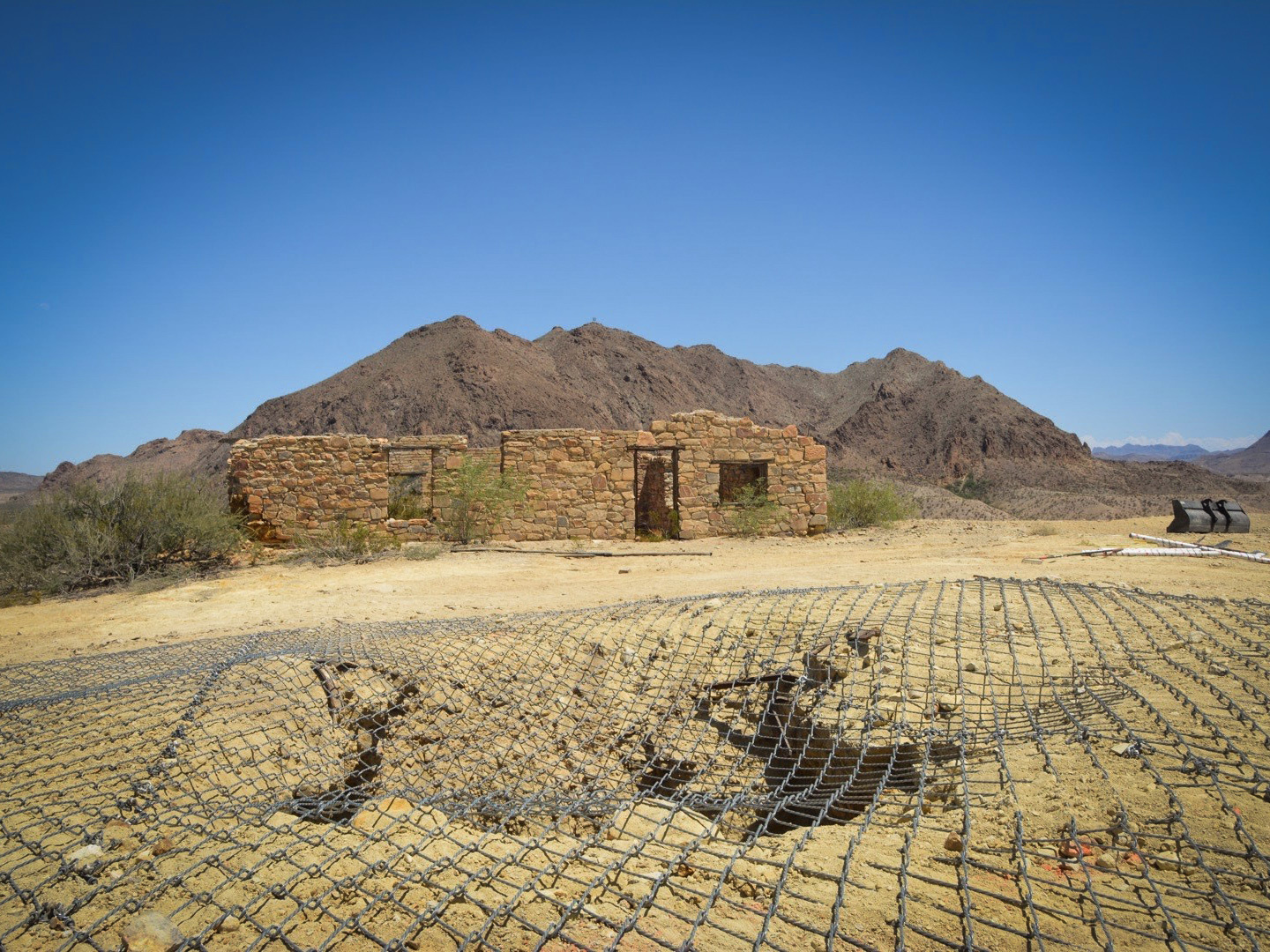 image of ADOBE WALLS after